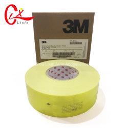 Signe de la route de la fluorescence vert jaune 3m DOT C2 une bande réfléchissante