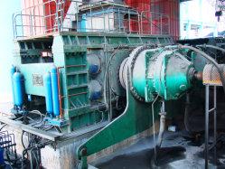 Appuyez sur la Machine à rouleaux Pfg 150-100 pour le ciment clinker Système de broyage