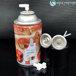 65mm 100/120の空の芳香剤のスプレーの缶