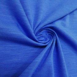 Jersey Slub des textiles de coton de bambou pour textiles Textiles Vêtement Kidswear Jersey