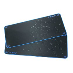Il tessuto personalizzato della prova dell'acqua di marchio estende la stuoia del mouse della Tabella della tastiera del rilievo XXL di gioco