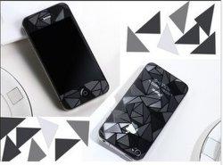 3D Bling Diamond la gamme Protection Ecran pour iPhone4S-iPhone4