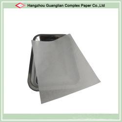 Venda por grosso de 40x60cm as folhas de papel de cozedura de Silicone Forro de forno