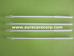 Jetables brosse cervicale/femelle d'utiliser la brosse du col utérin avec stérilisation (04)