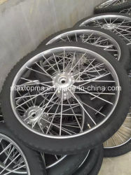 中国Factory空気のBicycle Rubber Wheel