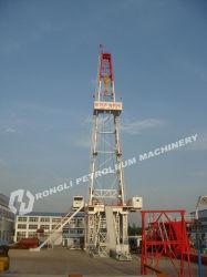La trivellazione petrolifera Rig Zj50 Drilling Depth di api è 5000m in Manufacturer