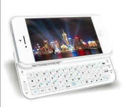 Glissement de l'ABS-out clavier sans fil Bluetooth pour iPhone5