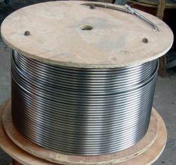 En acier inoxydable AISI 316 tubes de bobine