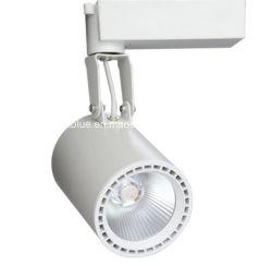 25W 2 철사 3 철사 경제 Epistar 옥수수 속 LED Tracklight
