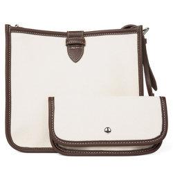 Viajes de alta calidad Bolsa de compras informal de la bolsa de damas damas moda elegante bolso mujer