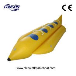 一致するべき6人のための美しく膨脹可能なバナナボート