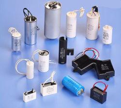 Двигатель переменного тока дайте вентилятору конденсатора пленки конденсатор Cbb60 Cbb61 Бангладеш конденсаторы