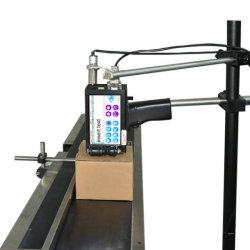 Secado rápido Fecha de caducidad Cartucho de impresión de códigos QR de mano de la máquina impresora de inyección de tinta