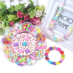 La stringa intellettuale di colore divertente di varietà di creatività borda il giocattolo Handmade dei braccialetti del giocattolo DIY del branello del gioiello