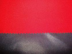 Tissu polyester Ribstop Taffta collé
