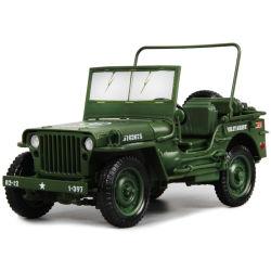 Ejército de EE.UU. clásico modelo de coche de Colección