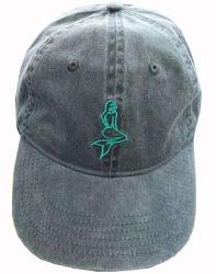 يمكن وضع ورق مقشوف واحد للبالغين 100% من القطن الكلاسيكي في معظم الصبغات اغسل القبعة الرياضية المخصصة للتطريز