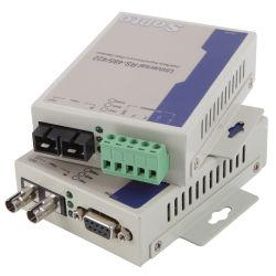 Mini Rack FC Conector RJ45 RS422 de módem de fibra óptica (SPD-RS422-D-20-131como)