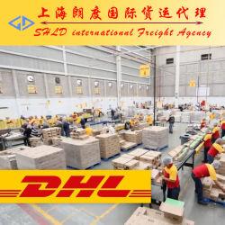 Agent d'expédition DHL Express Service à partir de la Chine à la Hongrie