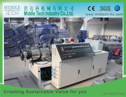 Sjz 51/105 Plastic Machine van de Uitdrijving van de Buis PVC/UPVC/van de Pijp