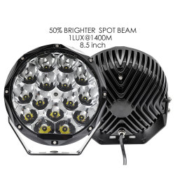 DOT E-marquée IP68 LED IP69K, haute puissance de feu de conduite hors route super brillant chariot Jeep 12V 24V FEU DE CONDUITE Offroad 4X4 7pouce 9pouces LED Spot phare de travail du véhicule