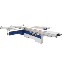 Panel de madera MDF deslizando sierra de mesa para la venta