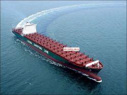 Vrachtvervoerder van China aan Montevideo, Uruguay