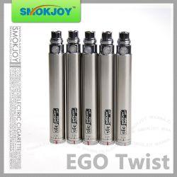 Smokjoy Vape CIG EGO de haute qualité avec de la batterie de torsion 650/900/1100/1300mAh