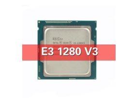 De originele Bewerker 3.60GHz 8m 82W vierling-Kern E3 1280V3 LGA1150 van Intel cpu Xeon E3-1280V3