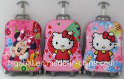 Тисненые EVA детей тележка багажа набор подушек безопасности