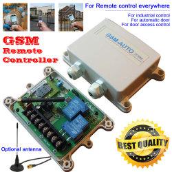 Controle remoto GSM (GSM-automático)