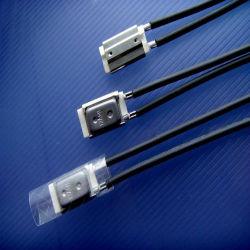 17am+PTC Réinitialisation manuelle du protecteur thermique bimétallique fusible de température