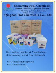 98%Min bcdmh/5-Dimethylhydantoin (het Chemische product van het Desinfecterende middel van het Zwembad)
