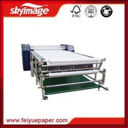 Industrielle Kalender-Wärme-Presse 600*1900mm für Digital-Drucken