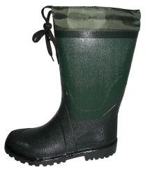 Trabalho do agricultor botas de borracha para a temporada de Inverno