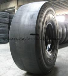 Bande de roulement lisse de la marque de Hilo pneu pour mine souterraine (35/65R33, 23,5 R25)