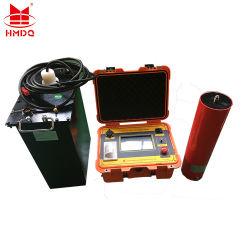 اختبار كبل التيار المتردد VLF منخفض التردد جدًا في الصين Hmdq 0.1Hz جهاز اختبار الجهد العالي Hipot Tester اختبار الجهد العالي الماكينة