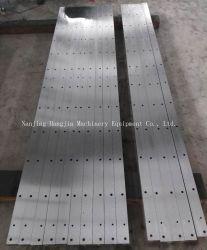Rubber&のタイヤの企業に使用するスリッター切刃