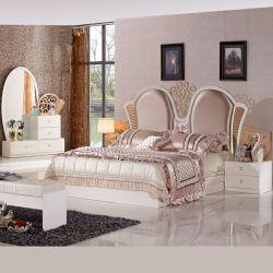 نسخة غرفة نوم أثاث لازم مع أثر قديم سرير (3380)
