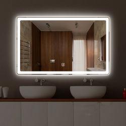 Preiswerter Salon, der Spiegel des Spiegel-Wand-Badezimmer-LED anredet