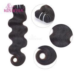 Wholeslae100% virgen de la India el Cabello Remy Hair Extension