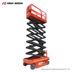 lift van de Schaar van 4m~16m de Volledige Elektrische Hydraulische Mobiele met Ce