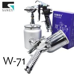 W-71 Sawey小さい手の吹き付け器の重力か吸引または圧力タイプ