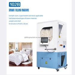 Cotone che farcisce il fornitore di riempimento della macchina di rifornimento dell'anatra del cotone del cuscino giù