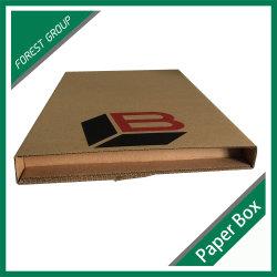 Piso ecológico Mailer Caja para DVD y libro Packing