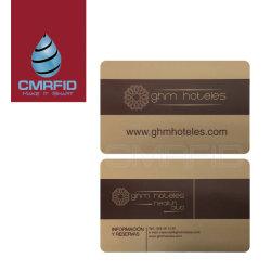 RFID VingのカードホテルのためのカスタムプリントカードRFIDのホテルのカード