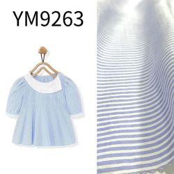 Вискоза Tencel Ym Lycell9263 - ткань из полосы для проектирования одежды блуза рубашка для бизнеса