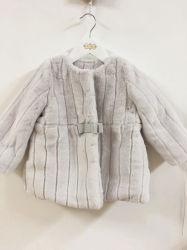 新しくかわいい子供のための冬の女の子のコートによってパッドを入れられるジャケット