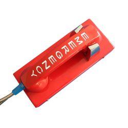 Industrieel IP54 Geen Hotline van de Wijzerplaat Telefoon van de Noodsituatie van de Telefoon van de Hulp van de Veiligheid Openbare