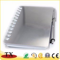 Hoogwaardige metalen omslag voor notebooks Agenda Cadeausets voor promotie